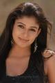 Actress Nayantara Hot Stills in Black Dress