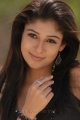 Telugu Actress Nayanthara Latest Hot Stills in Black Dress