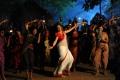 Krishnam Vande Jagadgurum Nayanthara Hot in Saree Images