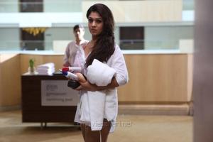 Actress Nayanthara Hot Spicy Stills in Aarambam Movie