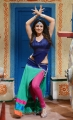 Actress Nayanthara Hot in Greeku Veerudu Stills