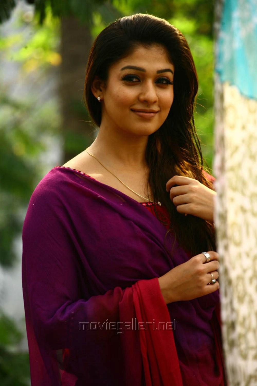 Actress Nayanthara Cute Stills in Seenu Gadi Love Story
