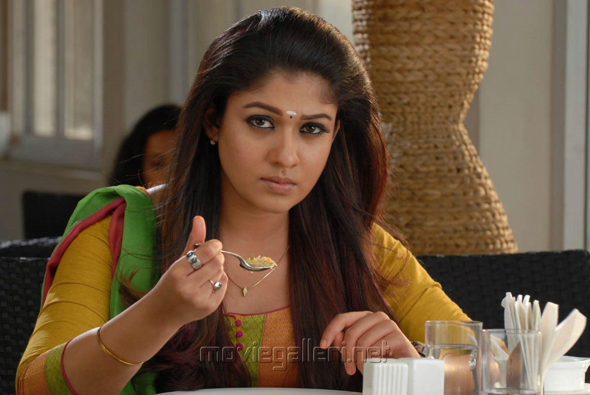 Actress Nayanthara Cute Stills in Seenugadi Love Story