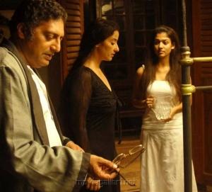 Prakash Raj, Manisha Koirala, Nayanthara in Lady Tiger Movie Stills