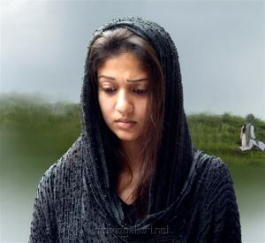 Actress Nayanthara in Lady Tiger Movie Stills