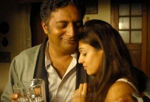 Prakash Raj in Lady Tiger Movie Stills