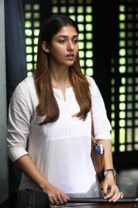 Actress Nayanthara Netrikann Movie HD Images