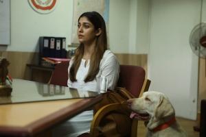 Netrikann Movie Actress Nayanthara HD Images