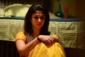 Actress Nayanthara New Photos in Anamika Tamil Movie