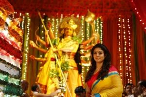 Actress Nayanthara New Photos in Anamika Movie