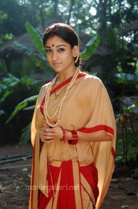 Nayanthara as Seetha Getup Pictures