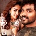 Actress Nayanthara got Best Actor Female Award for Aramm @ Vijay Awards 2018
