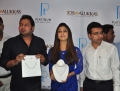 Nayanthara Launch Platinum Jewellery Season's Collection