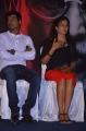Pa.Vijay, Chandini @ Nayyapudai Movie Press Meet Photos