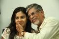 Chandini, SA Chandrasekhar in Nayyapudai Tamil Movie Stills