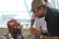 Rajendran, MS Baskar in Nayyapudai Tamil Movie Stills