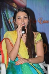 Actress Nazia Hussain Pictures @ Nee Jathaga Nenundali First Look Launch
