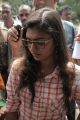 Actress Nazriya Nazim at Commissioner Office Photos
