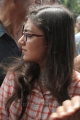 Nazriya Nazim reached the commissioner's office Photos