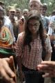 Nazriya Nazim meets Chennai Police Commissioner Photos