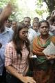 Nazriya Nazim at Chennai City Police Commissioner Office Stills