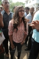 Nazriya at Commissioner Office Photo