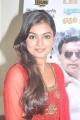 Actress Nazriya Nazim Cute Stills in Red Churidar