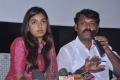 Nazriya Nazim Press Meet after watching Naiyaandi Stills