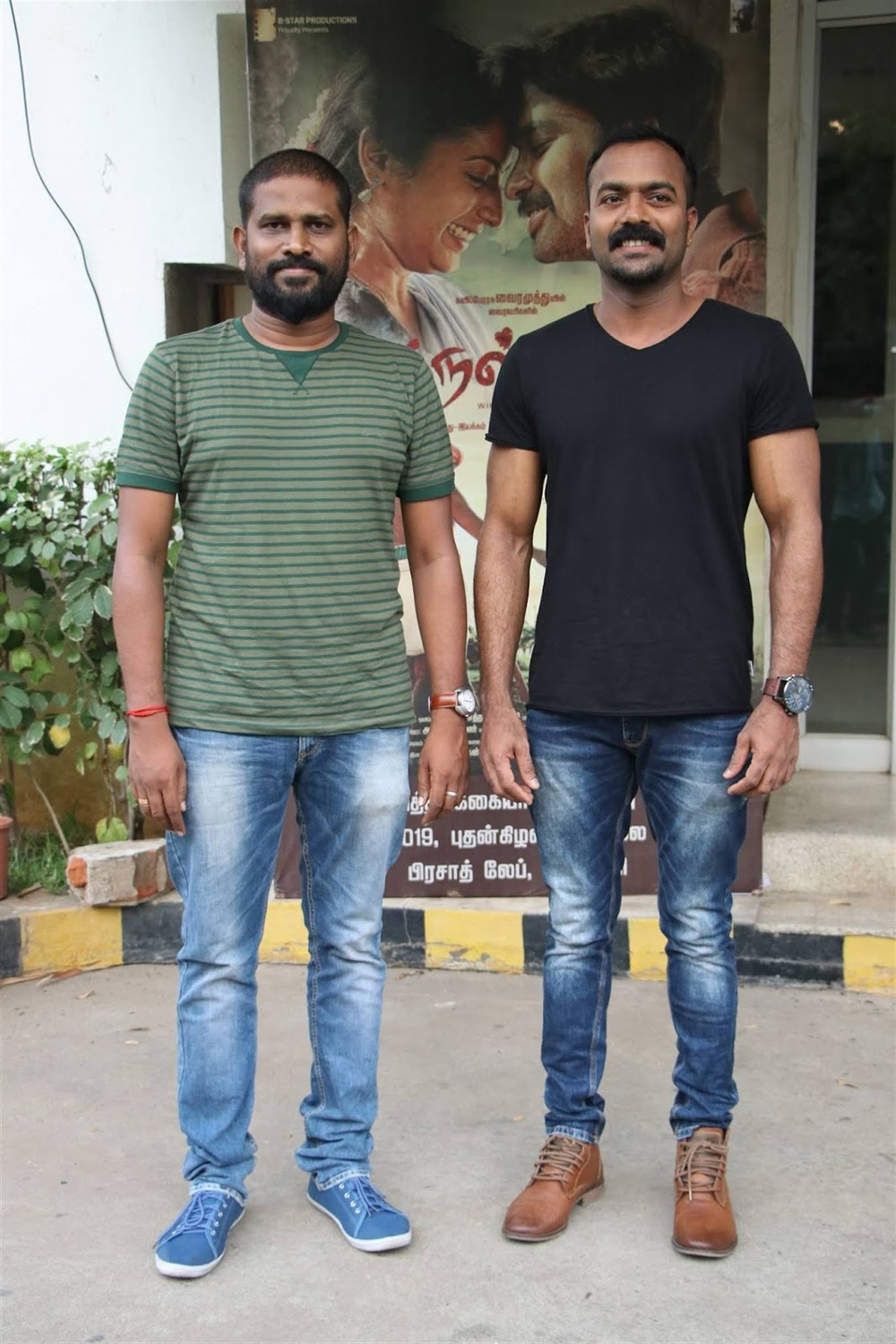 Nedunalvaadai Success Meet Stills