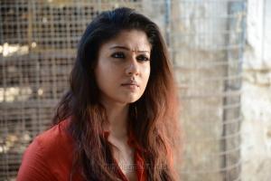 Tamil Actress Nayanthara in Nee Enge En Anbe Movie Stills