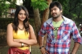 Nikitha Narayan, Yaswin in Nee Naan Mattum Movie Stills