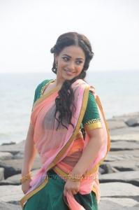 Actress Nithya Menon in Nee Naan Naam Movie Stills
