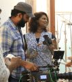 Vijay Devarakonda Nee Venakale Nadichi Music Video Working Stills