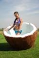 Actress Neelam Upadhyay Hot Stills in Action 3D Movie