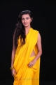 Actress Neelam Upadhyay Hot in Yellow Saree Images