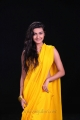Actress Neelam Upadhyay Hot Images in Yellow Saree