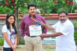 Neeli Kallu Movie Opening Stills