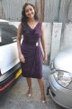 Neelima Rani Hot Stills in Violet Skirt