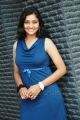 Tamil TV Serial Actress Neelima Rani in Blue Dress Hot Photos