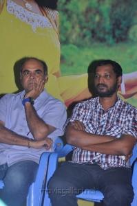 Thalaivasal Vijay, Na.Muthukumar at Neengatha Ennam Movie Audio Launch Stills