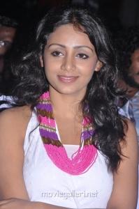 Actress Ankitha at Neengatha Ennam Movie Audio Launch Stills