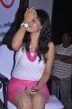 Actress Ankitha at Neengatha Ennam Movie Trailer Launch Stills
