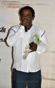 NR Ragunanthan at Neerparavai Movie Audio Launch Stills