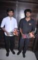 Kabilan, Madhan Karky at Neerparavai Movie Audio Launch Stills