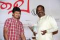 Udhayanidhi, Vairamuthu at Neerparavai Movie Audio Launch Stills