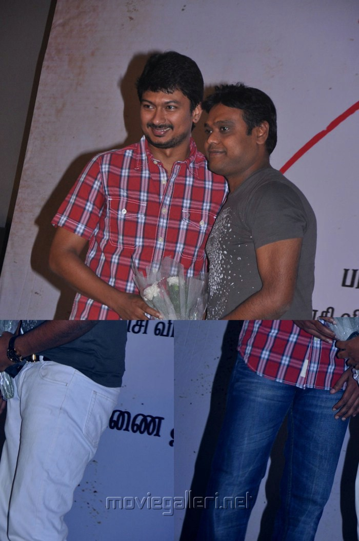 Udhayanidhi Stalin at Neerparavai Audio Launch Stills