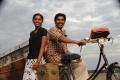 Sunaina, Vishnu in Neerparavai Movie Latest Photos