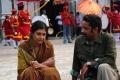 Nandita Das & Seenu Ramasamy Neer Paravai Movie On Location Stills