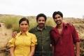 Sunaina,Seenu Ramasamy,Vishnu at Neer Paravai Movie On Location Stills