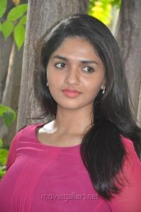 Actress Sunaina at Neerparavai Press Meet Stills